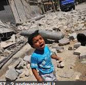 """Guerra in Siria. Casadei e Mumolo: """"No ai bombardamenti, stop alla vendita di armi"""""""