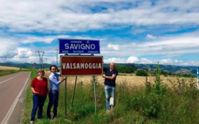 In Valsamoggia arrivano i cartelli stradali