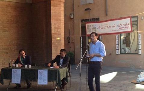 I 10 anni di Avvocato di strada Reggio Emilia