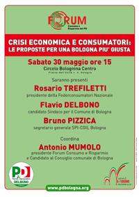 30.05.09 crisi e consumatori
