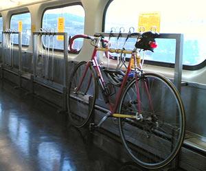 """Risoluzione PD: """"Trasporto bici sui treni sia gratuito"""""""