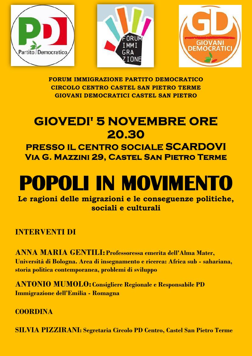 forum 5 novembre