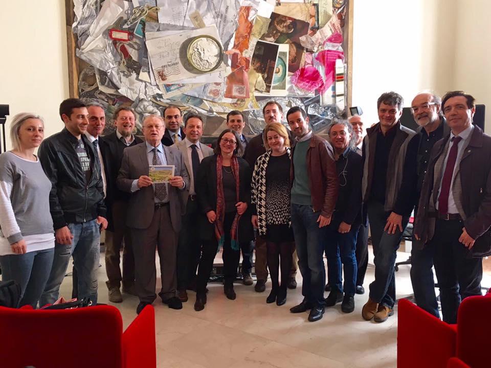 11.04.16 Bologna, presentazione della Comunità Solare Locale