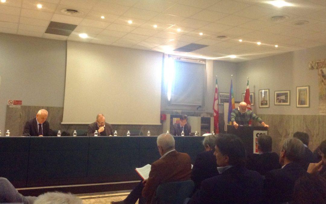 30.11.16 In CGIL Bologna per presentare il testo unico sulla legalità