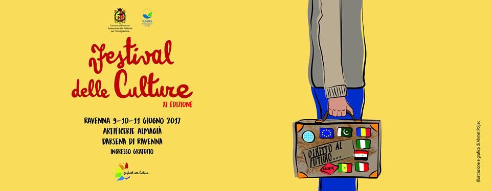 Ravenna, Festival delle Culture 2017
