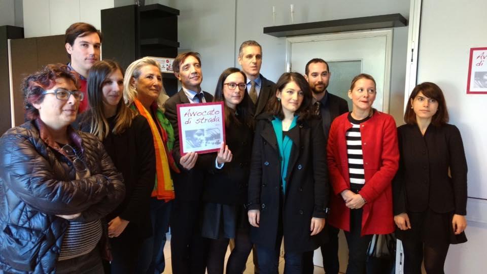 Da oggi anche a Rimini un supporto legale per chi vive in strada
