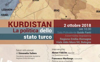 Kurdistan, la politica dello stato turco