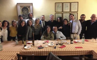 Una bella serata a Reggio