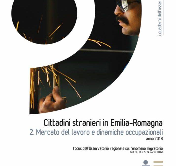 Cittadini stranieri in Emilia-Romagna