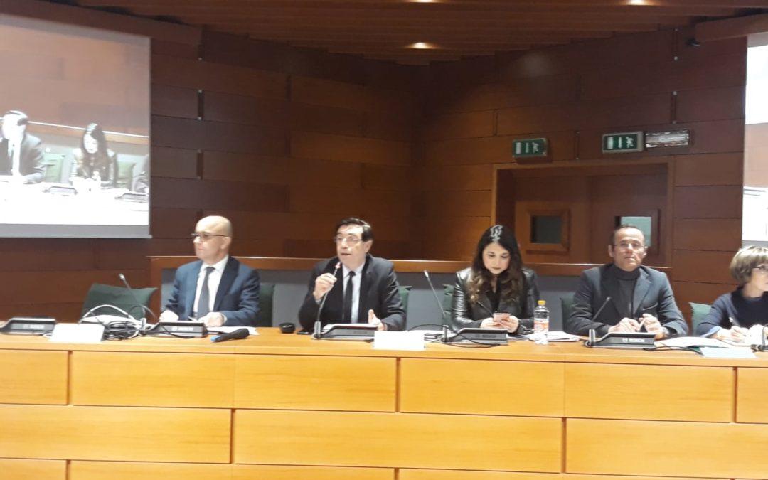 Audizione della Commissione parità sulla legge contro l'omotransfobia.