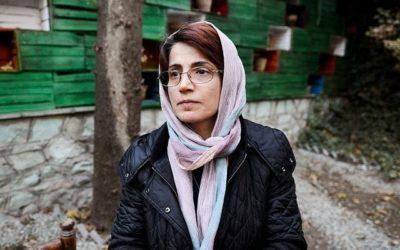 """Diritti. Mumolo: """"Sospendere sentenza per l'avvocatessa iraniana Nasrin Sotoudeh"""". Risoluzione dem votata all'unanimità in Aula"""