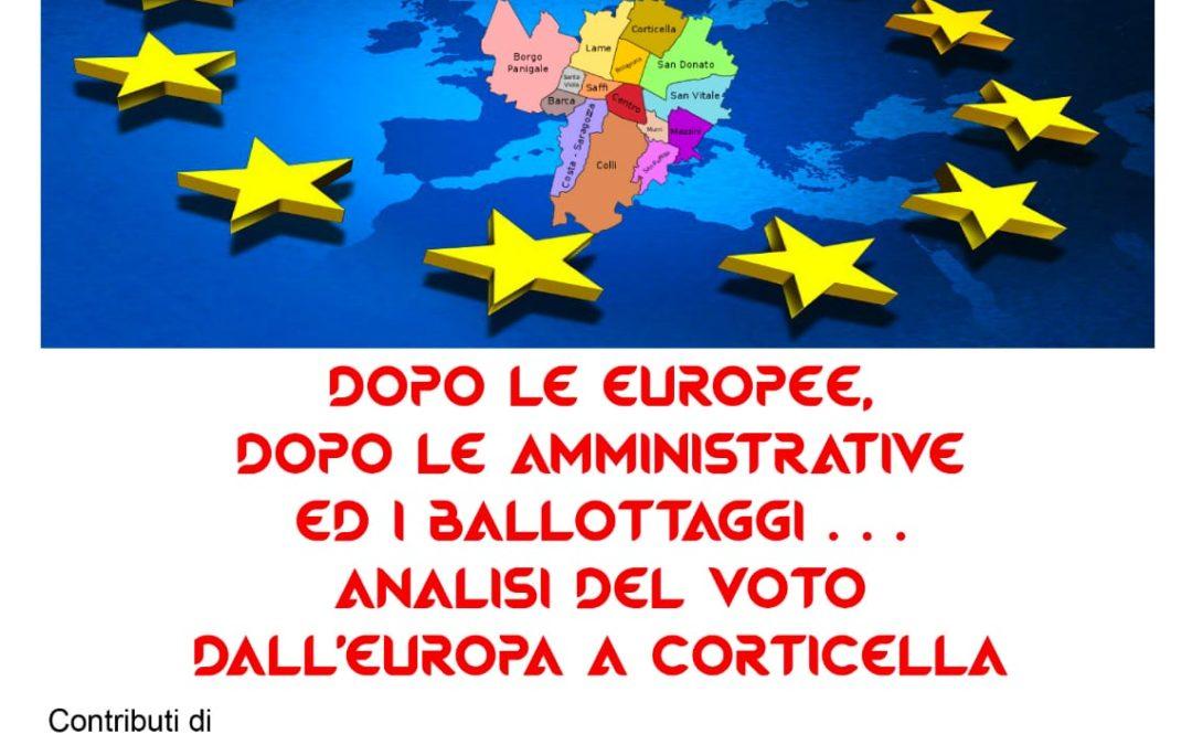 Dall'Europa a Corticella