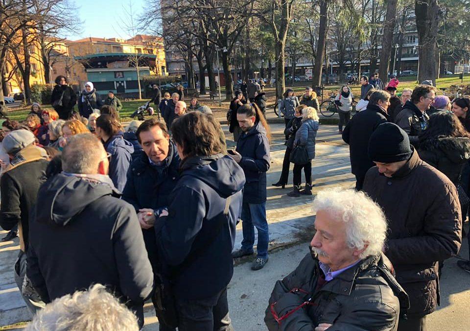 """Bologna. Salvini all'Antoniano. Mumolo (PD): """"In presidio con i migranti per contrastare la politica dell'odio"""""""