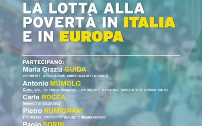 La lotta alla povertà in Italia
